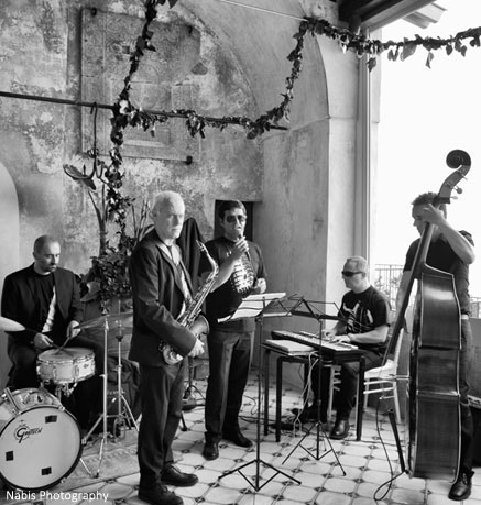 Italian Swing Wedding Band